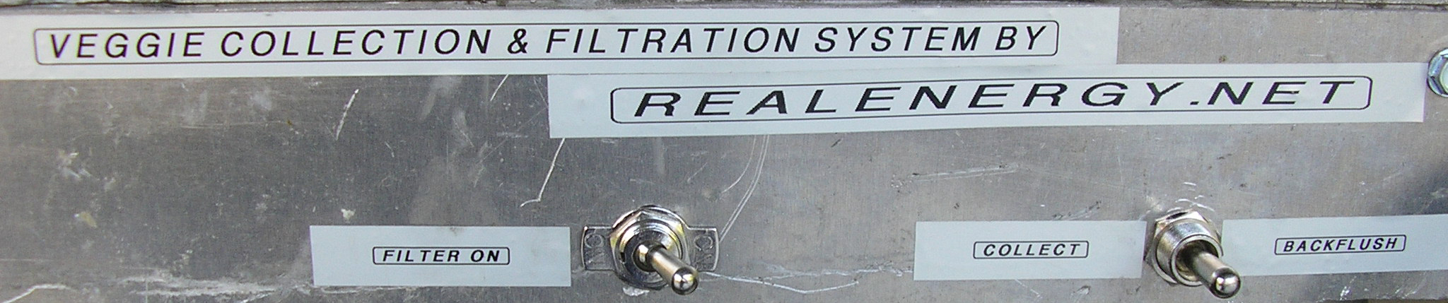 Collection System Panel